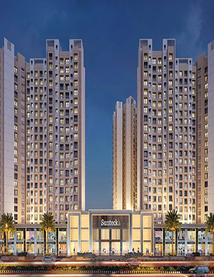 Residential Projects In Mumbai - Sunteck Realty
