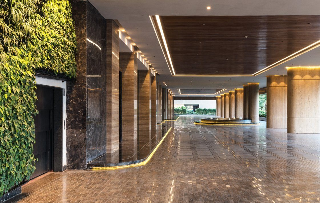 iconic residences in bkc - Sunteck India