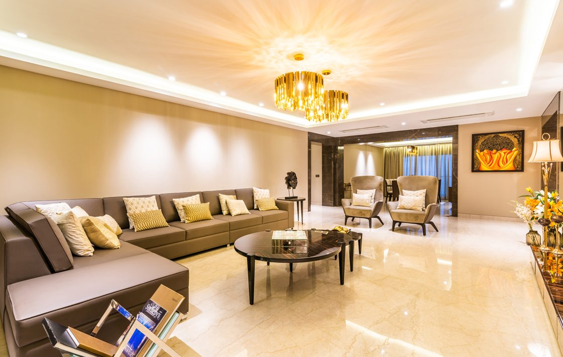 luxury 4 bhk flats in mumbai - Sunteck India