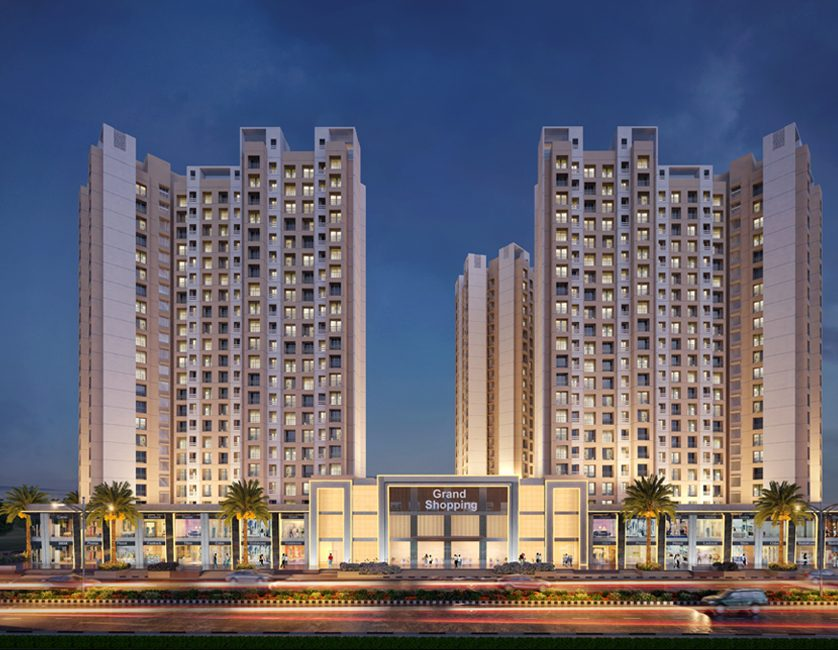 flat in naigaon east